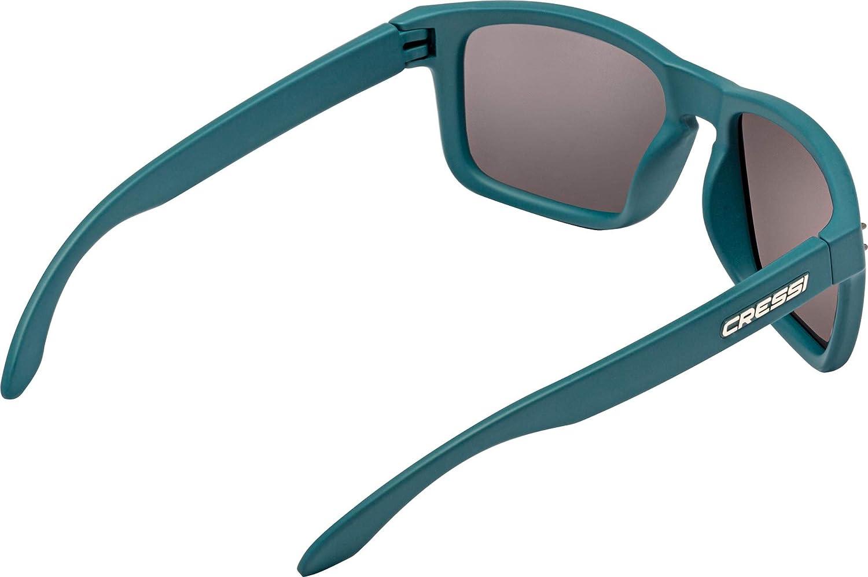 Cressi Blaze Sunglasses Gafas de Sol con Lentes HTC polarizadas y repelentes al Agua, Unisex Adulto