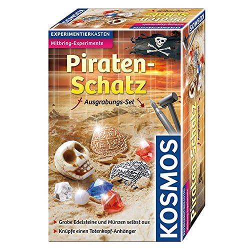Kosmos 657536–Trésor de Pirate