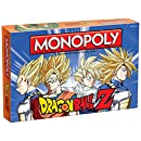 USAopoly Dragon Ball Z Edition Monopoly Board Game