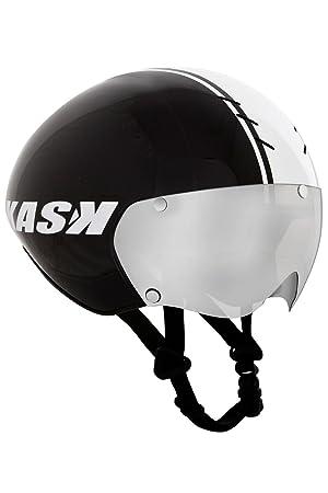 Kask - Casco Crono Bambino Visor ESP.Negro (5558)