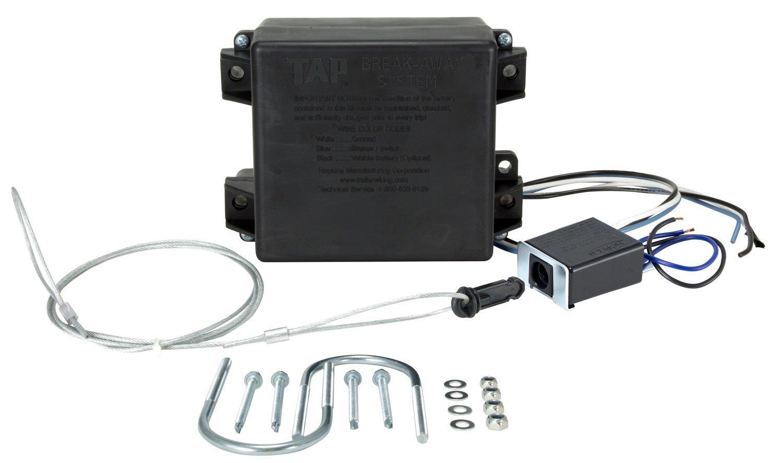 Hopkins 20001 Break Away Kit (Box, Battery, Charger, 7\