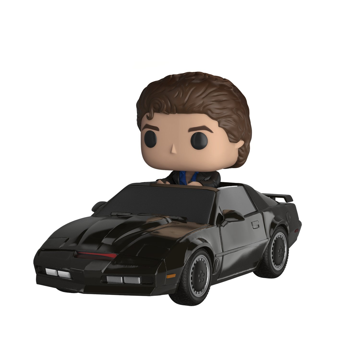 Funko Pop Ride: Knight Rider - Michael Knight with Kit Collectible Figure, Multicolor 32721