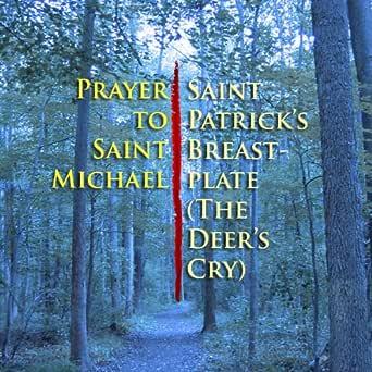 Amazon.com: Prayer to Saint Michael / Saint Patrick's