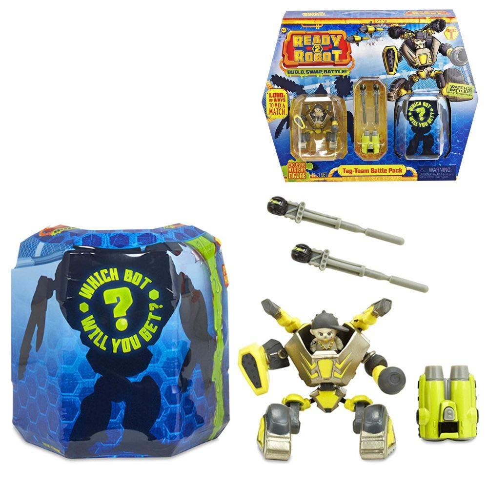 Ready 2 Robot Selección Figuras de Acción Set MGA ...