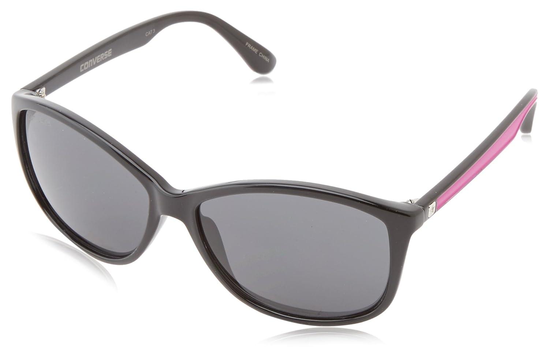 Converse - Gafas de sol Mariposa Pedal para mujer, Black ...