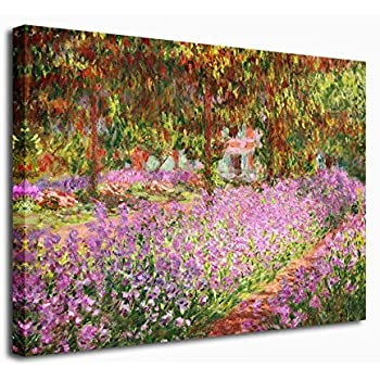 Monet themed home decor