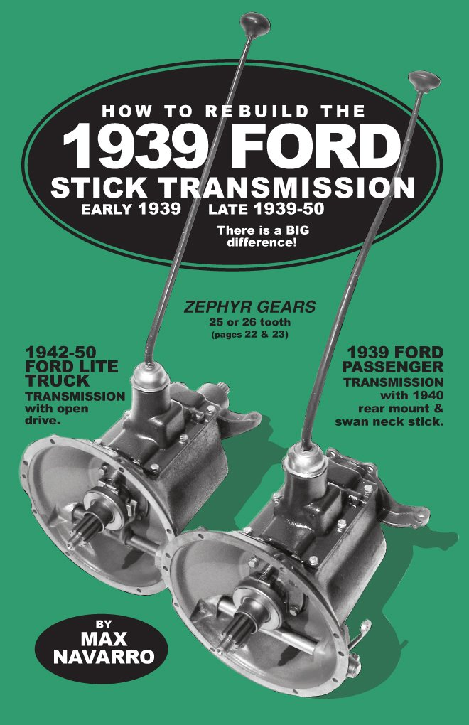 Download How to Rebuild the 1939 Ford Stick Transmission. Early 1939, Late 1939-50. There Is a Big Difference! (#1) PDF