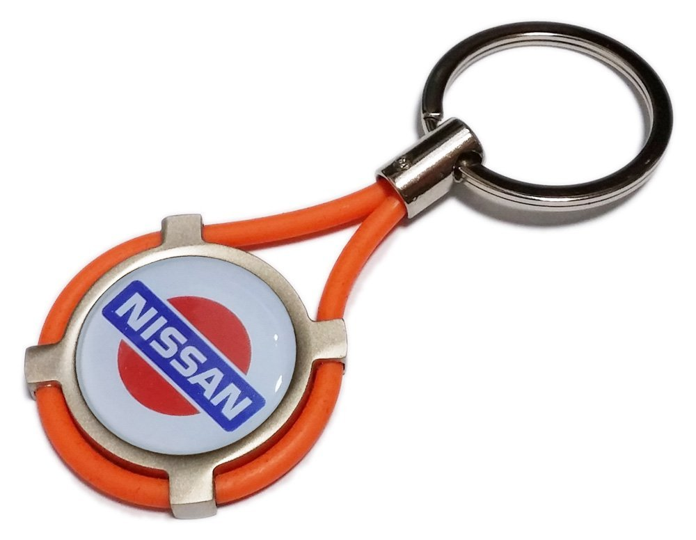 NUEVO llavero Nissan coche moto Keyring or: Amazon.es: Coche ...