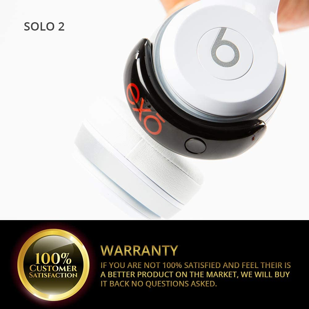Solo2, Black EXO Audio Bluetooth Headphone Adapter