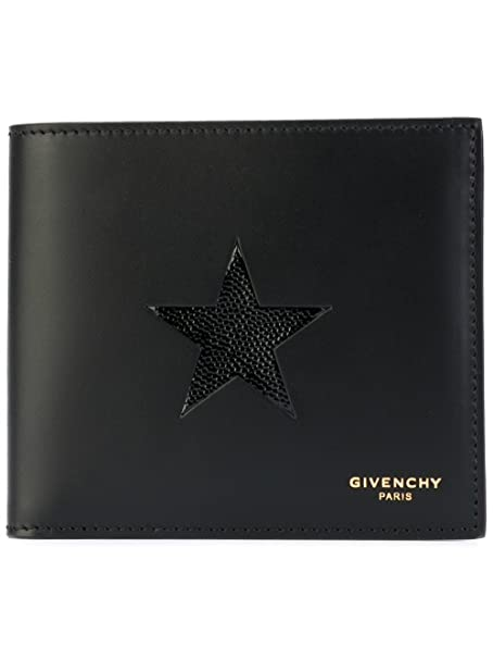 cc110f4f07 Givenchy Portafoglio Uomo Bk06021404001 Pelle Nero: Amazon.it: Abbigliamento