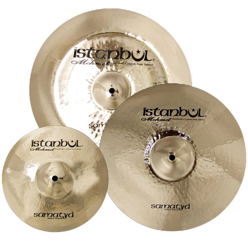 Istanbul Mehmet Cymbals Modern Series SA-SET2 Cymbal Variety Package