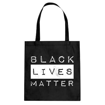 hot sale Indica Plateau Black Lives Matter Activism Canvas Tote Bag