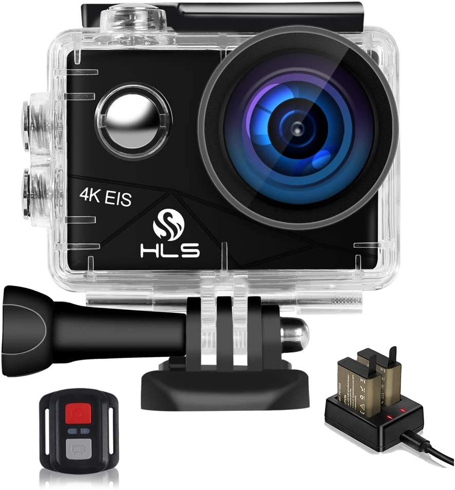 HLS Underwater Action Camera