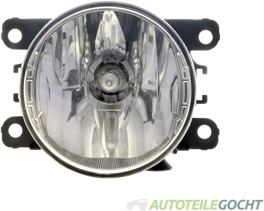 Valeo 044848 Nebelscheinwerfer Auto