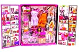 WebKreature Stylist Girl Fashion Wardrobe Set.