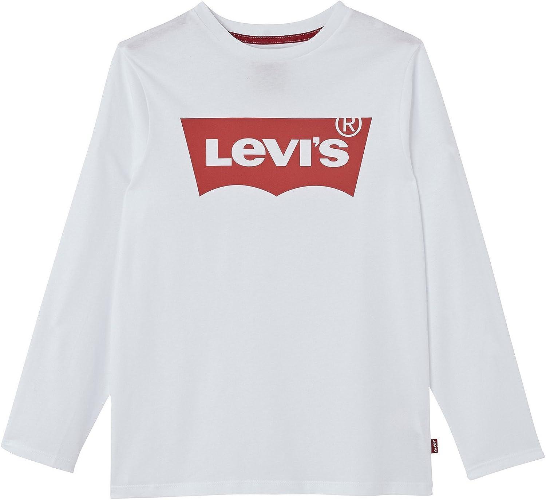 Levis N91005H, Camiseta para Niños: Amazon.es: Ropa y accesorios