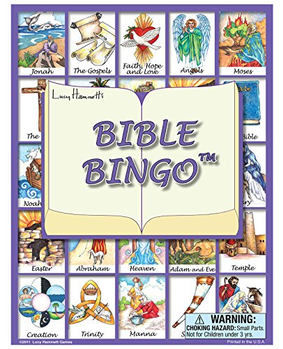 Bible Bingo Game