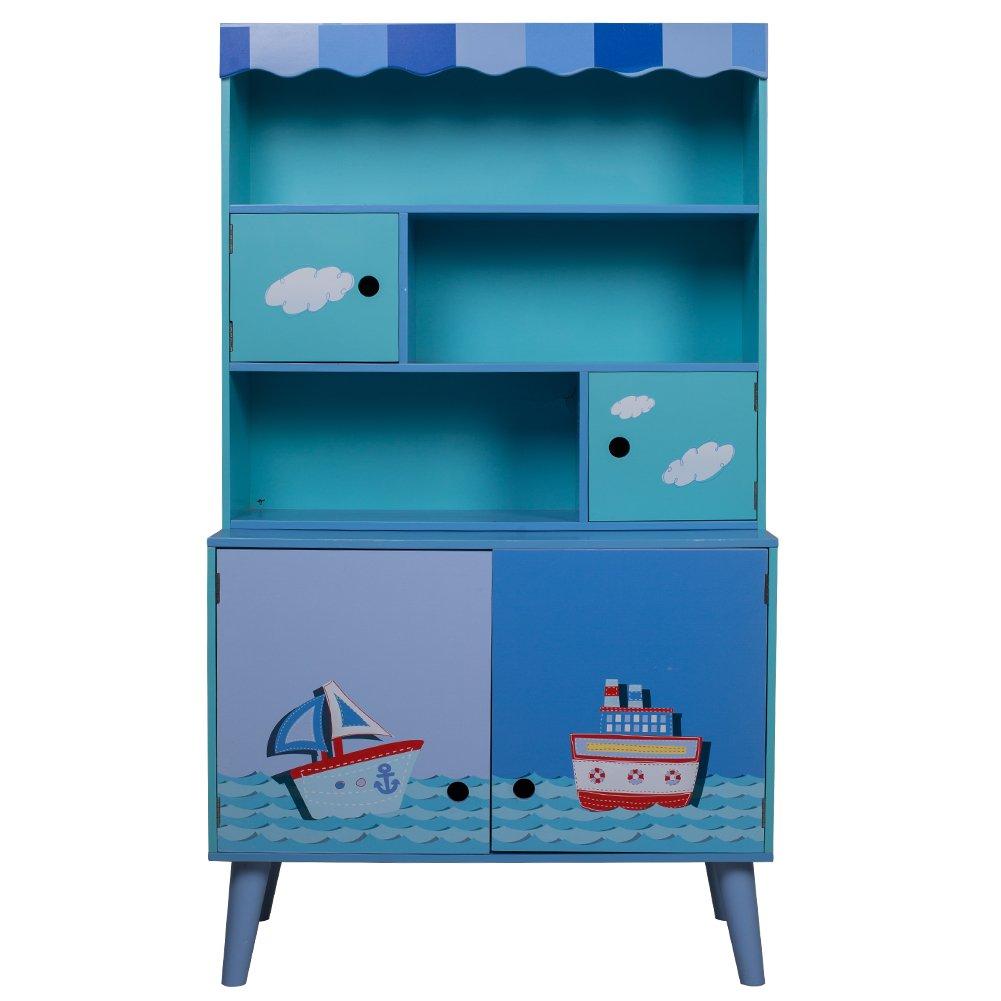 Labebe Mobili di mobili per bambini dell'Oceano (armadi)