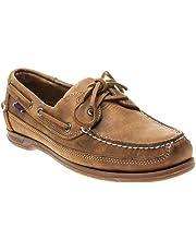 Sebago Schooner Mens Shoes Brown