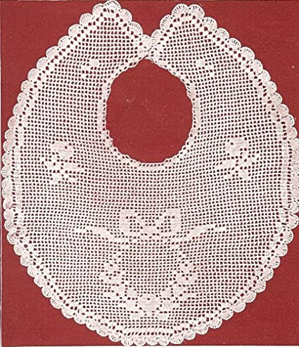Amazon Vintage Crochet Pattern To Make Antique Filet Crochet