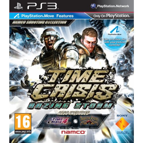 Time Crisis Razing Storm - Move Compatible (PS3) (UK IMPORT)