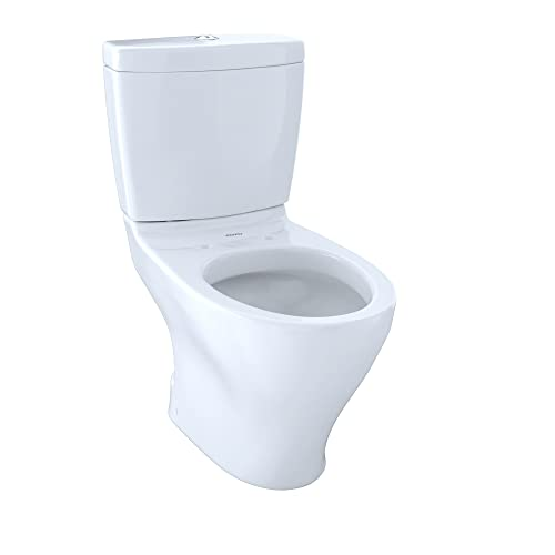 Toto CST412MF.10No.01 Aquia Dual Flush Toilet