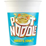 Pot Noodle Sweet & Sour (90g) ポットヌードル甘酸っぱい( 90グラム)