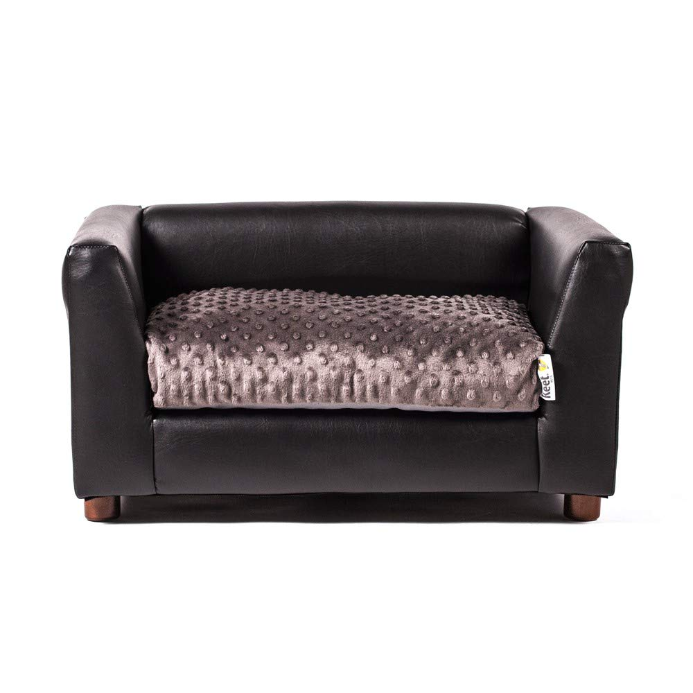 Keet Fluffy Deluxe Pet Bed Sofa
