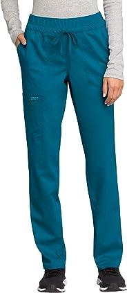 CHEROKEE WW Revolution WW105 Women's Tapered Leg Drawstring Pant