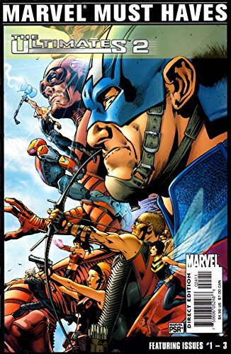 Marvel Must Haves: The Ultimates 2 (Featuring Issues #1-3) [Comic Book]
