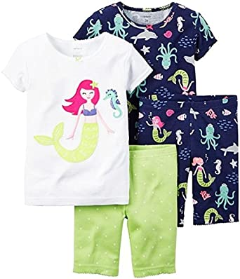 0bbb16853 Amazon.com  Toddler Girl s 4T Mermaid