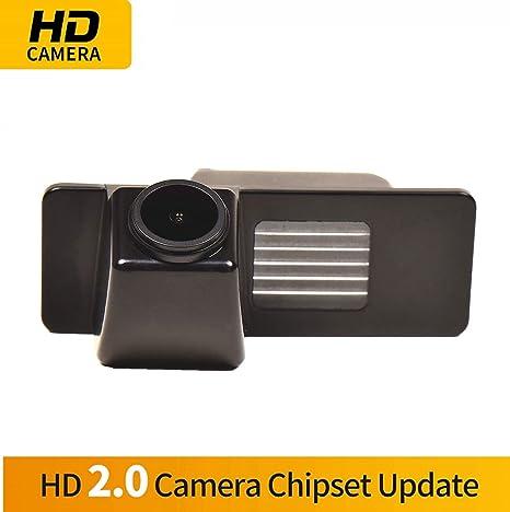 HD telecamera di retromarcia Retrocamera Telecamera Posteriore retromarcia per Luce Targa Specifica Linea Guida Selezionabile per Chevrolet Aveo Cruze Trailblazer Opel Mokka Cadillac CTS SRX