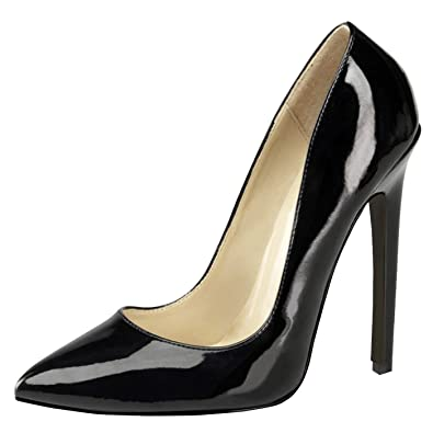 Pleaser - Sexier Than Ever Pumps SEXY-20 Schwarz, EU 36