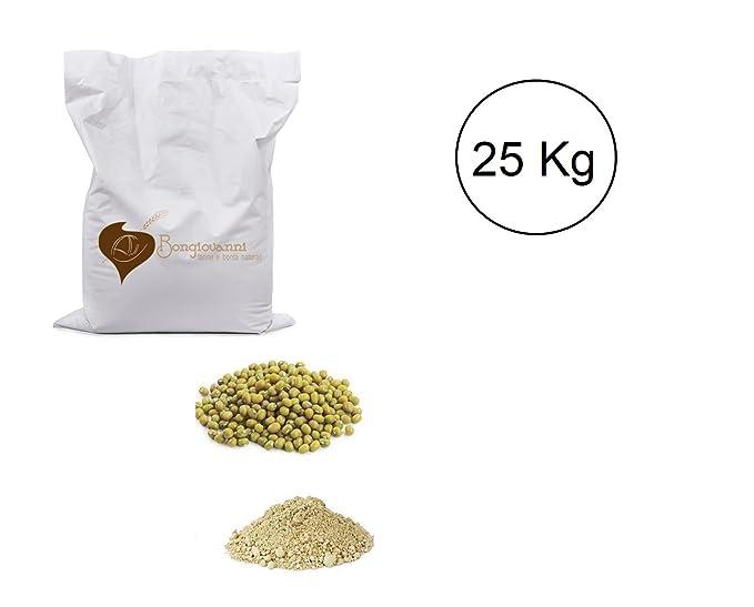 Azuki 25 kg harina verde BIO: Amazon.es: Alimentación y bebidas