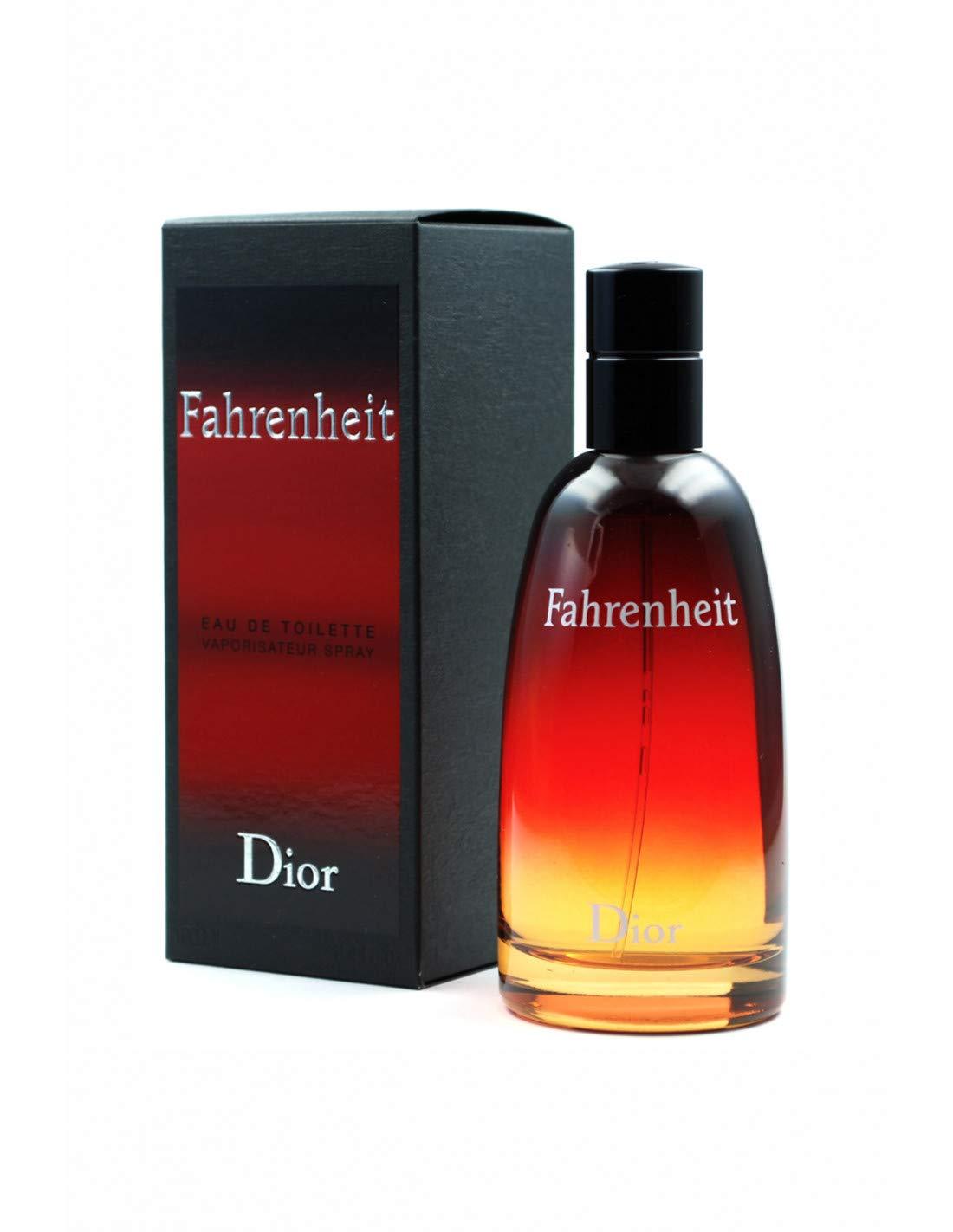 Christian Dior Fahrenheit for Men, 1.7 Ounce Eau de Toilette Spray