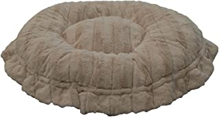 product image for Bessie and Barnie Ultra Plush Natural Beauty Deluxe Luxury Dog/Pet Lily Pod Bed Machine Washable