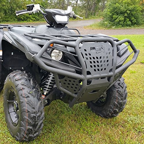 Bison Bumpers ATV Bumper with Rear independent suspension Yamaha