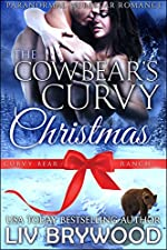The Cowbear's Curvy Christmas (Curvy Bear Ranch Book 2)