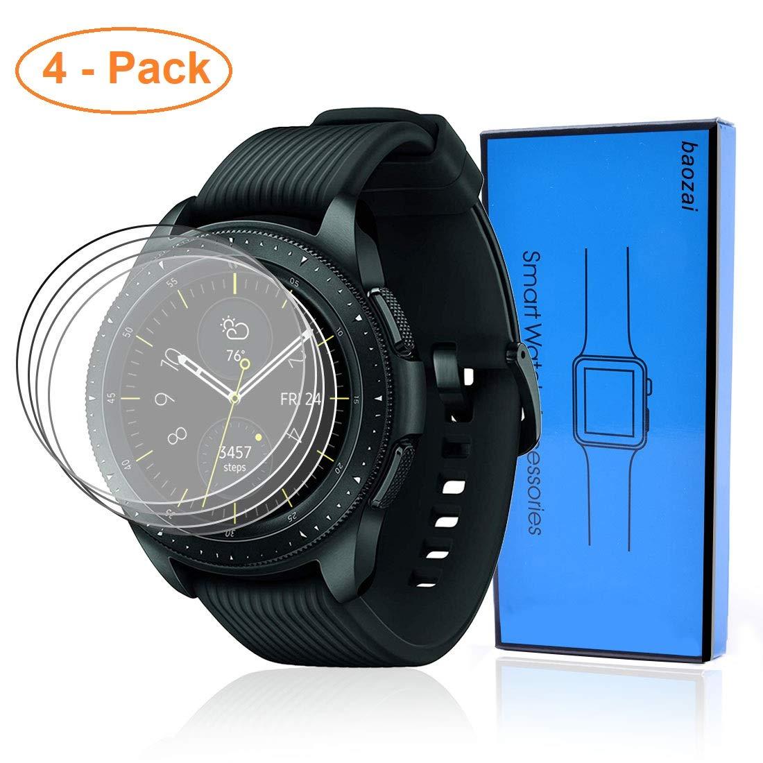 Vidrio Protector para Galaxy Watch 42mm x4 BAOZAI -7H4GP8PS