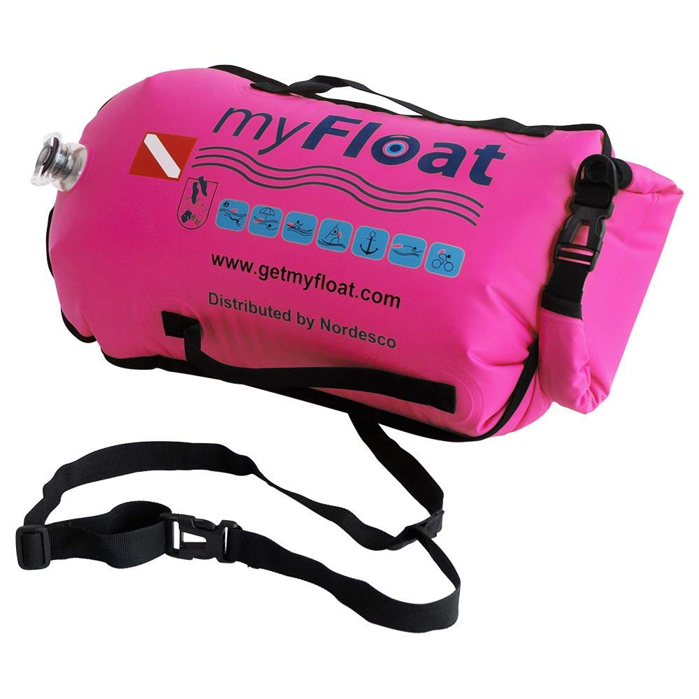 Nordesco MyFloat Floating Dry Bag, Pink