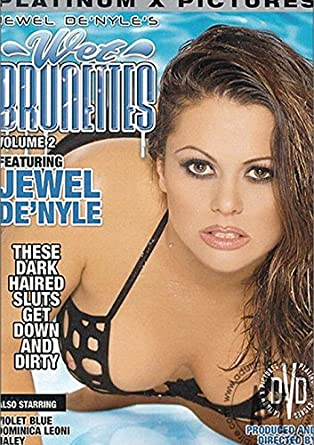 Wet Brunettes Volume 2 Platinum X Pictures By Jewel Denyle