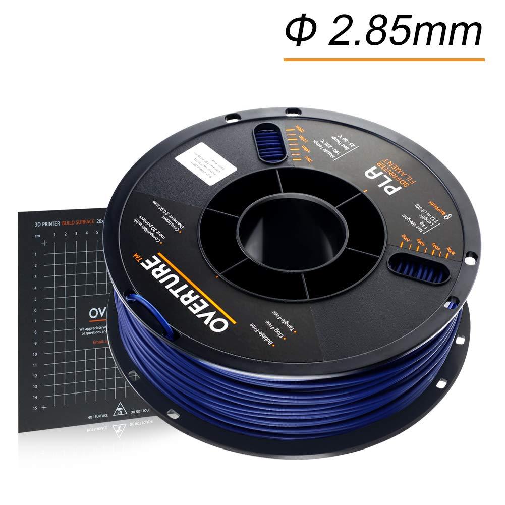 Filamento PLA 2.85mm 1kg COLOR FOTO-1 IMP 3D [7SGZCQWH]
