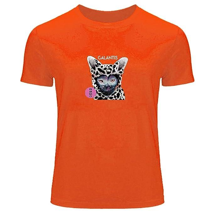 Galantis impreso para hombres de la camiseta T Outlet