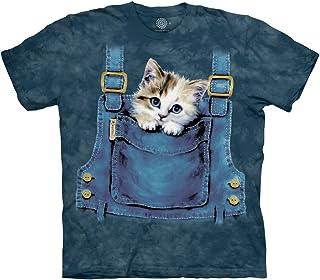 The Mountain Men's Kitty Overalls Shirt 101016
