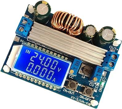 Akozon 400W Module Boost DC-DC Convertisseur /él/évateur de Courant Module dalimentation