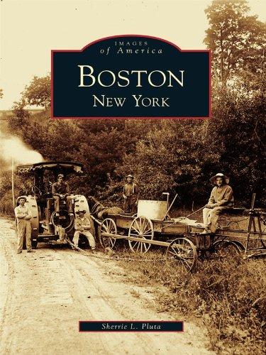 Boston, New York (Images of America) (Buffalo Shop Buffalo, Ny)
