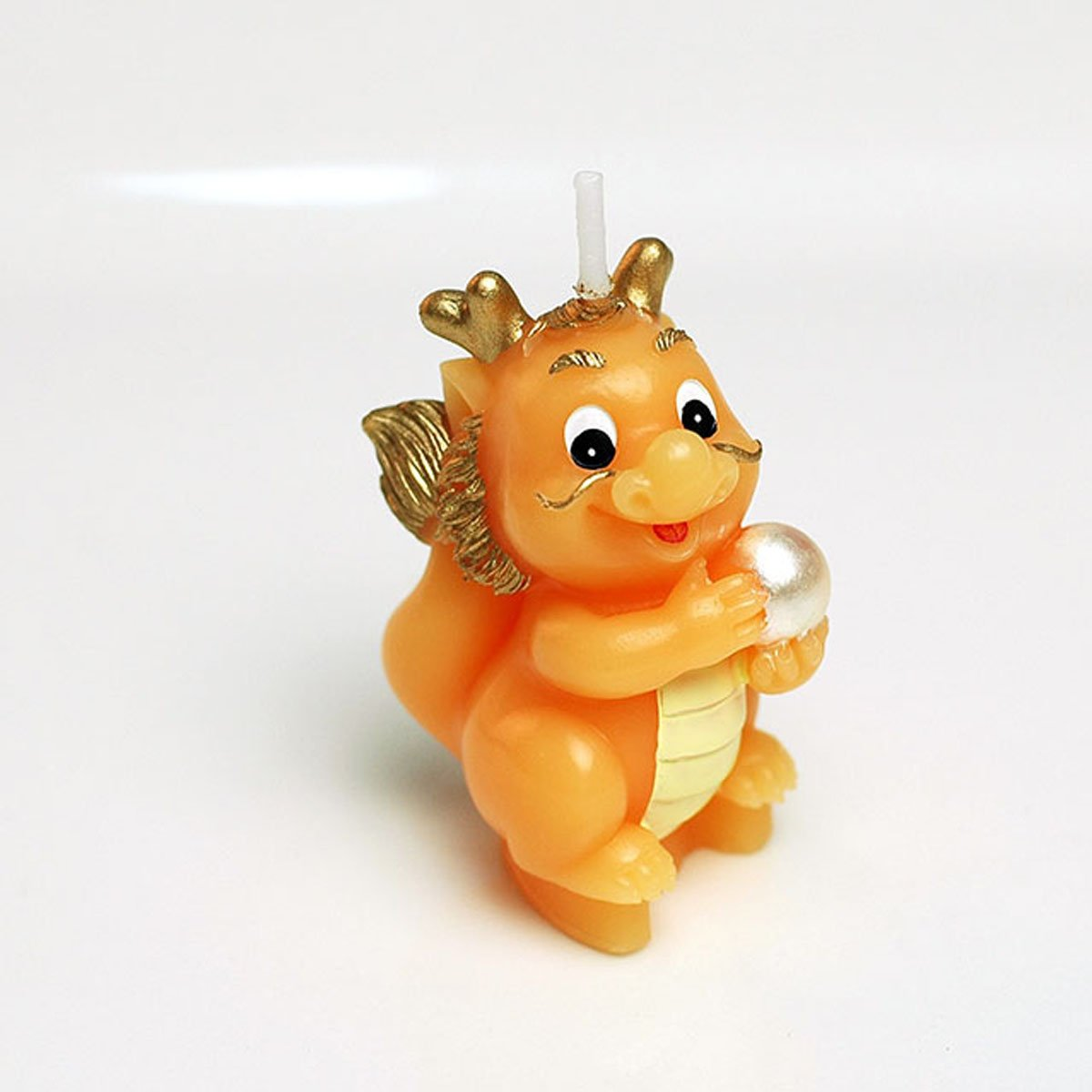 Cartoon Zodiac Dragon Charming Gifts Party Candles Smokeless Candles Birthday Candles for Baby Shower and Wedding Favor Keepsake Favor (5)