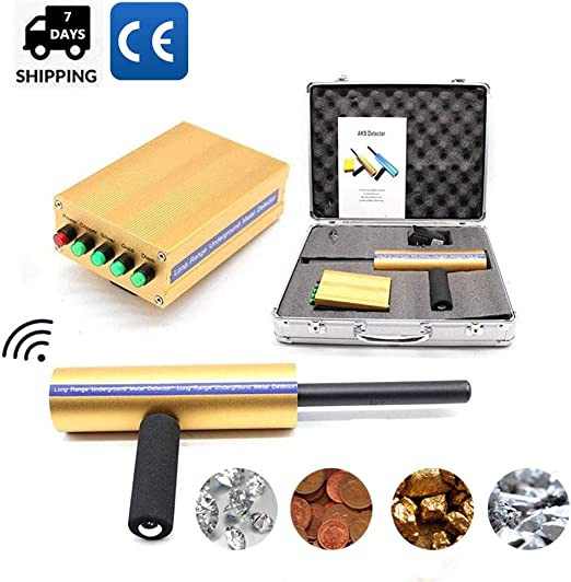 S SMAUTOP Detector de Metales Gold Inalámbrico portátil Sonda de ...