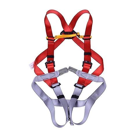 MYXMY Arnés for escalar, Arnés de seguridad for todo el cuerpo ...