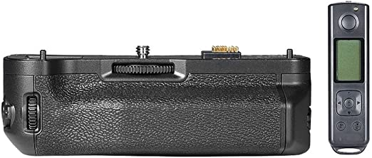 Works with NP-W126 Battery for FujiFilm X-T1 Meike MK-XT1-Pro Muti-Power Hand Vertical Batty Grip Holder with LCD Screen Display 2.4GHz Wireless Remote Control Replacement for VG-XT1